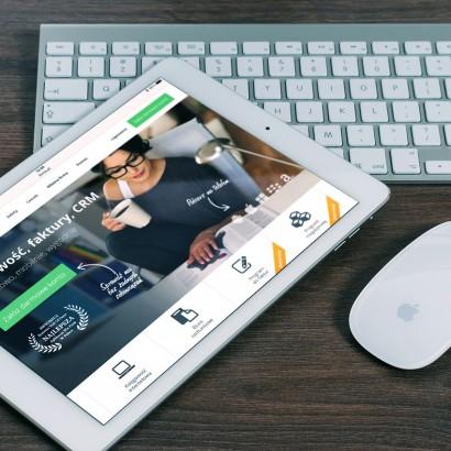 First business website