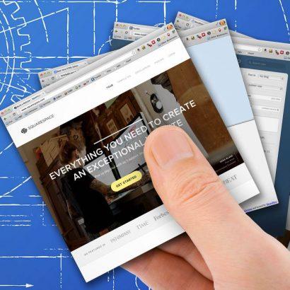 Top Rated Website Builders