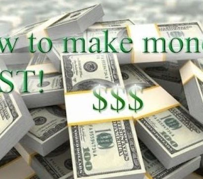 Make Money Online Fast in 2017