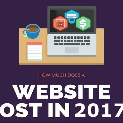 How Much A Website Cost in 2017
