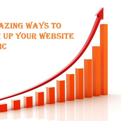 32 Amazing Ways to Power Up Your Website Traffic