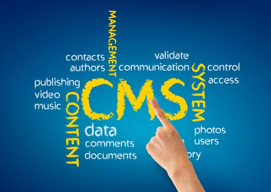 Change Your CMS System